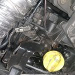 Протечка масла в двигателе